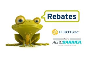 New Home Construction Rebates with Fortis BC